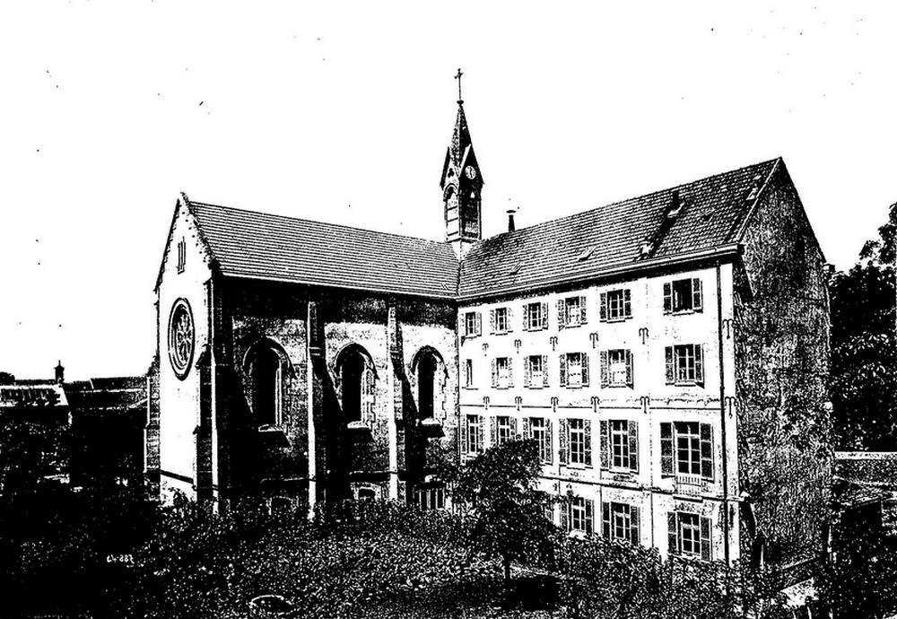 [Photo] La chapelle en 1872