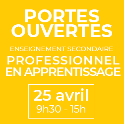Enseignements Pro apprentissage