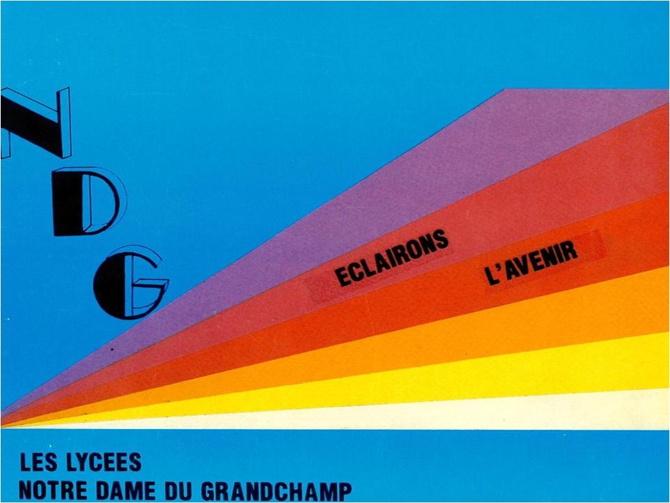 [Photo] Logo Notre-Dame du Grandchamp - 80'