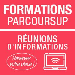 Parcoursup Reunions d'info 2020