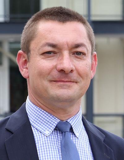 Pierre Jacquemin - Directeur général de Notre-Dame du Grandchamp