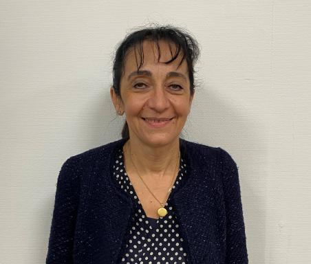 Veronique Bergé, directrice de l'enseignement supérieur et en charge du pilotage des CPGE à Notre-Dame du Grandchamp